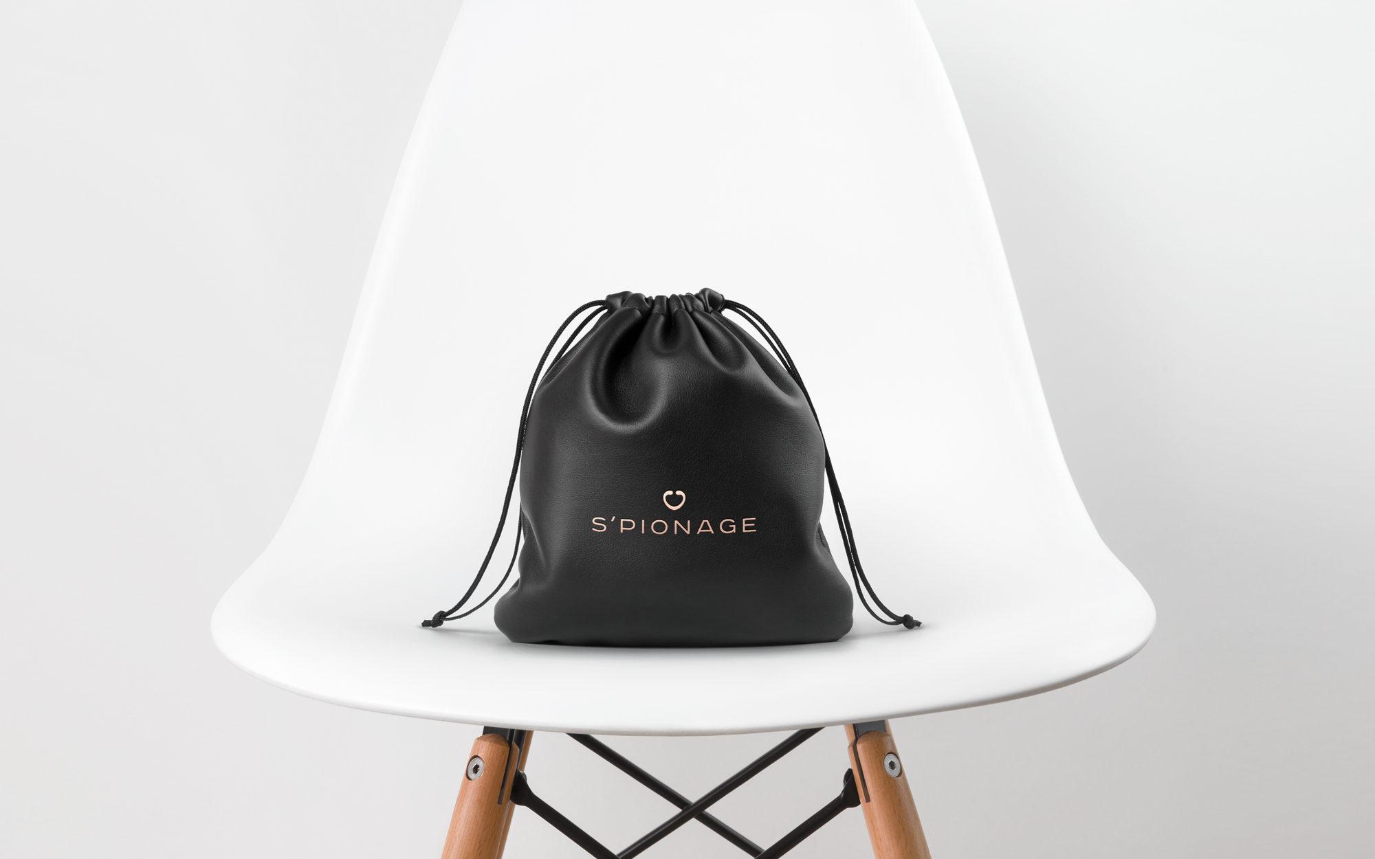 Spionage Fashion Logo Design