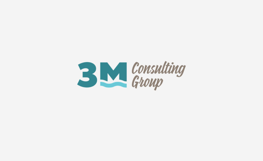 3M Consulting Group Logo Design