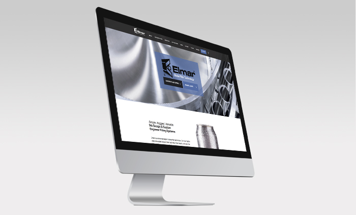Elmar CMS Web Design