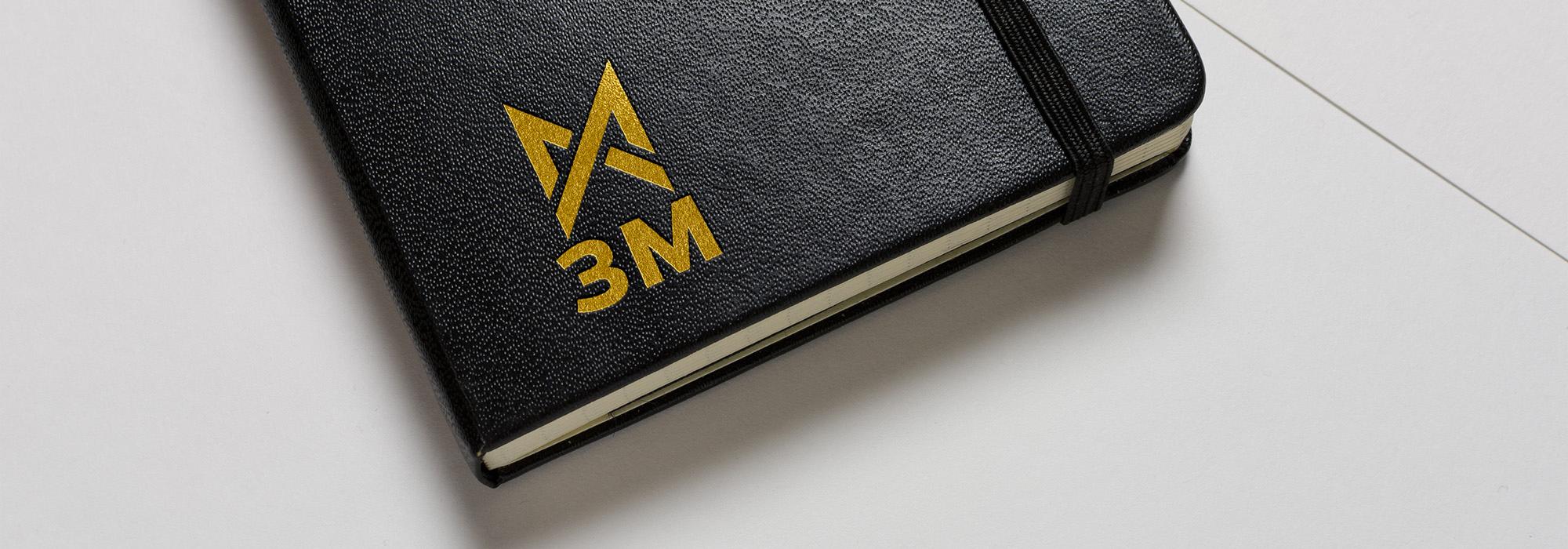 3M Professional Logo Design
