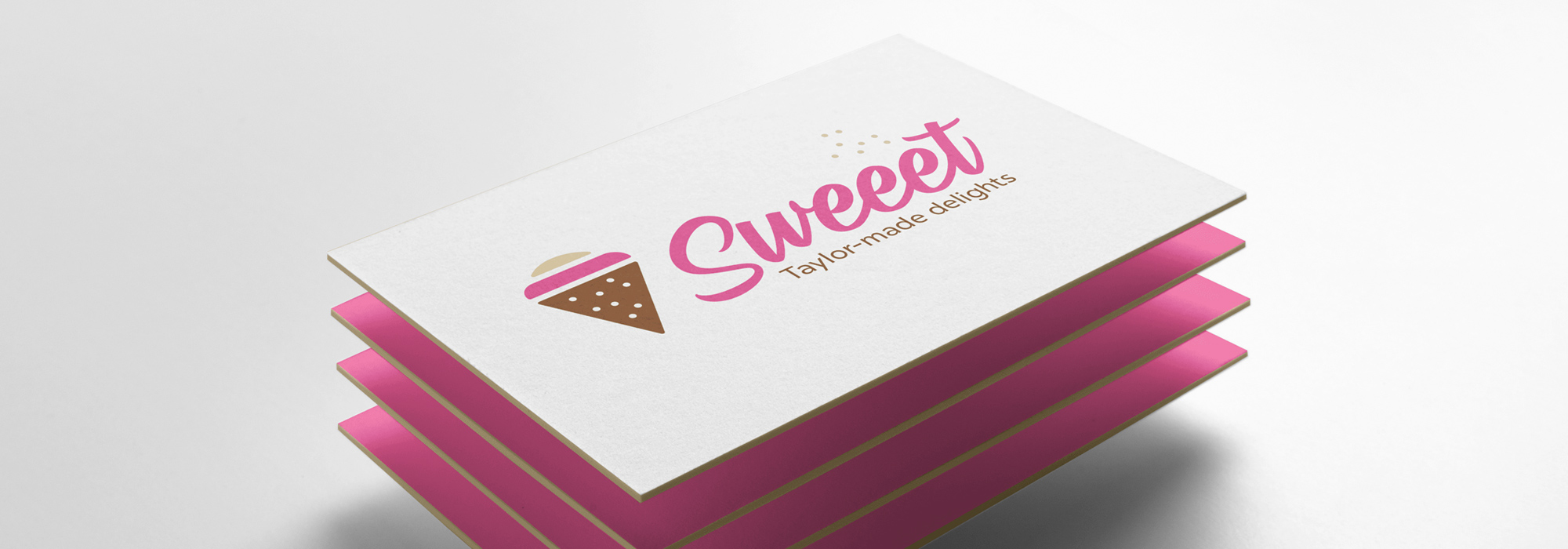 Sweet Delights Logo Design