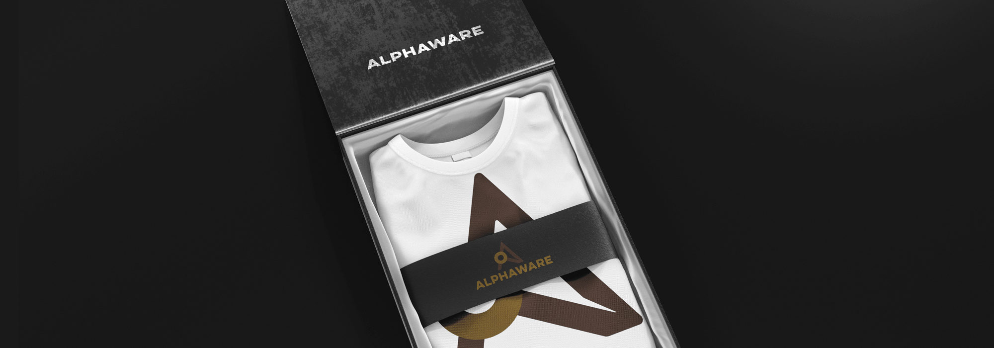 Alphaware Fashion Branding and Graphic Design