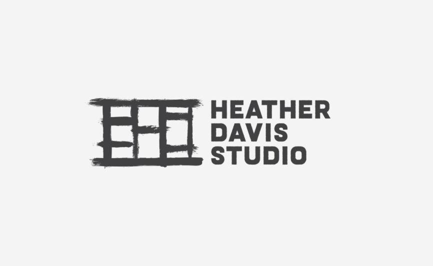Heather Davis Fine Art Logo Design
