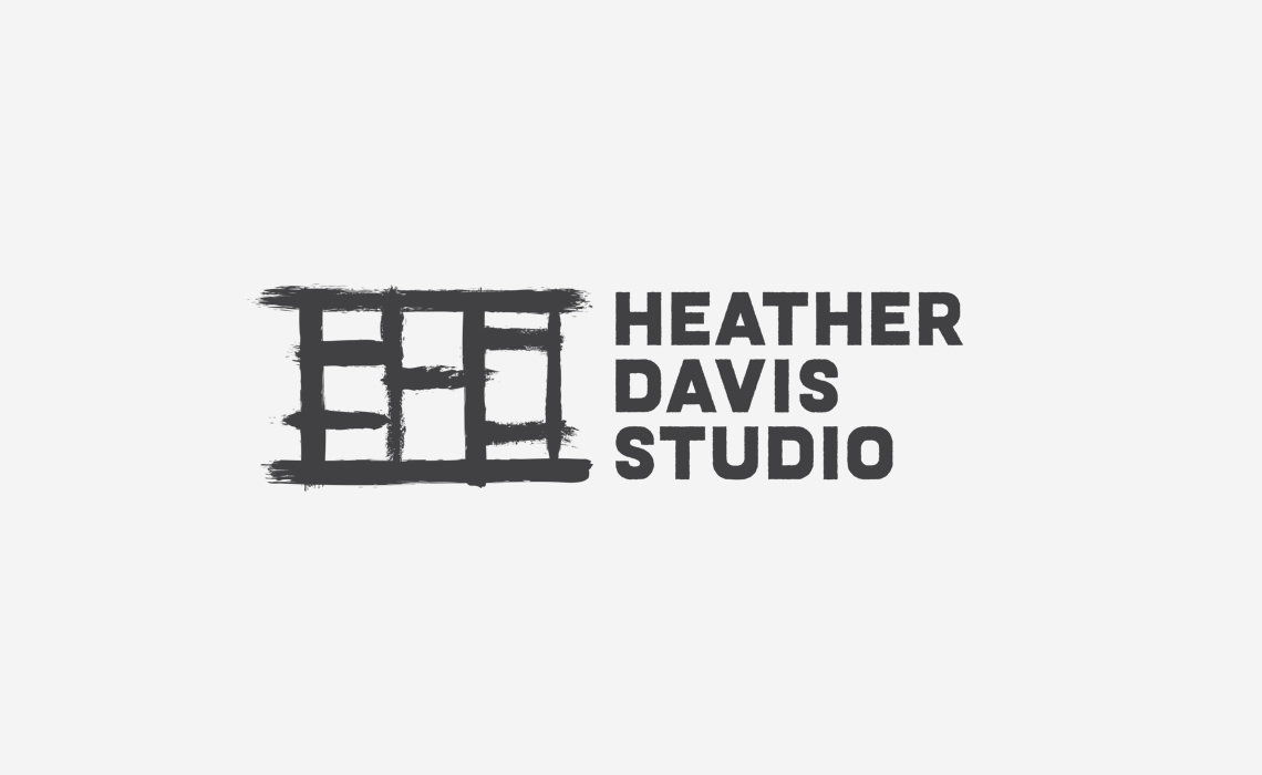 Heather Davis Fine Art Logo Design