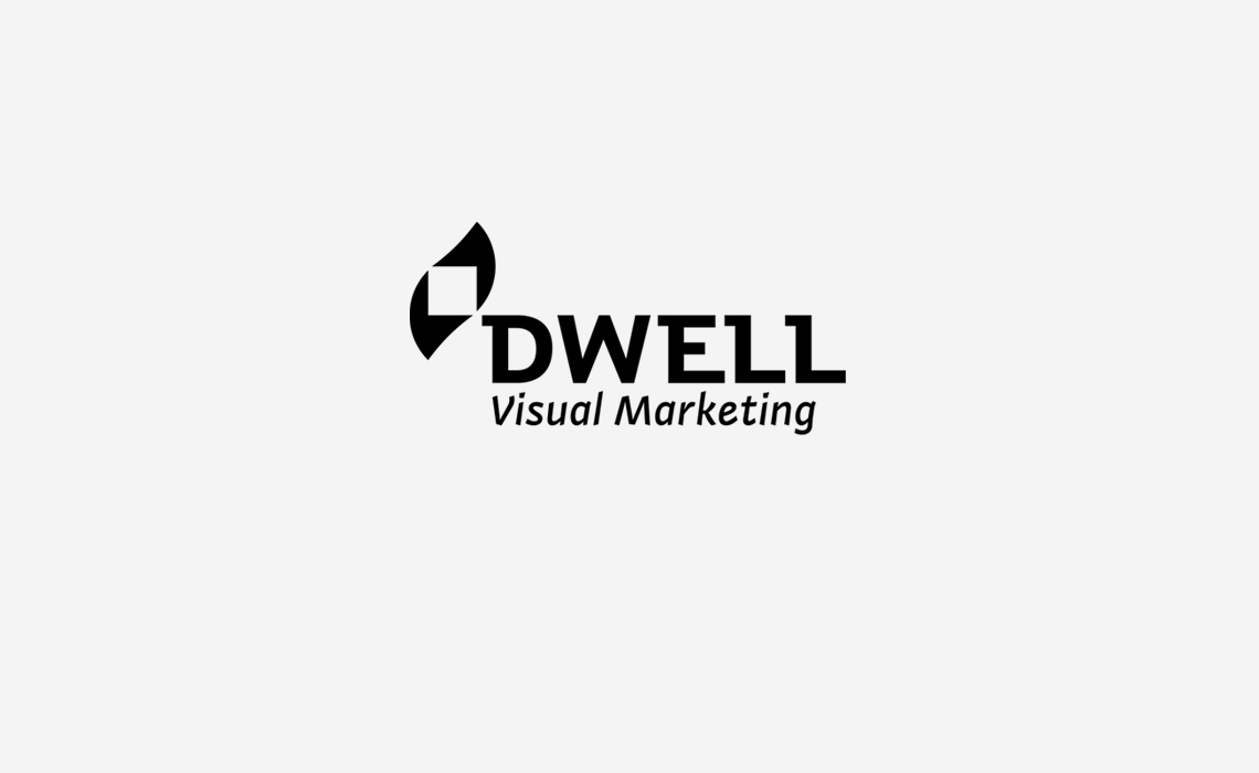 Dwell Visual Marketing Logo Design